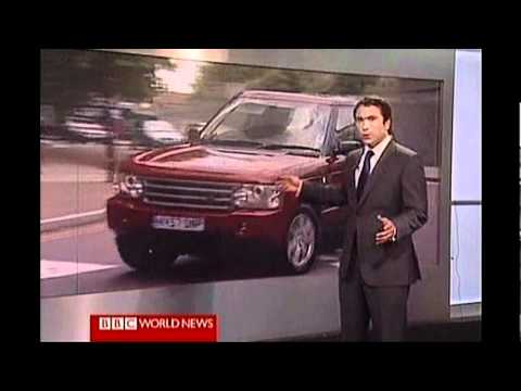 BBC World News   Presenter with Ros Atkins (2011).