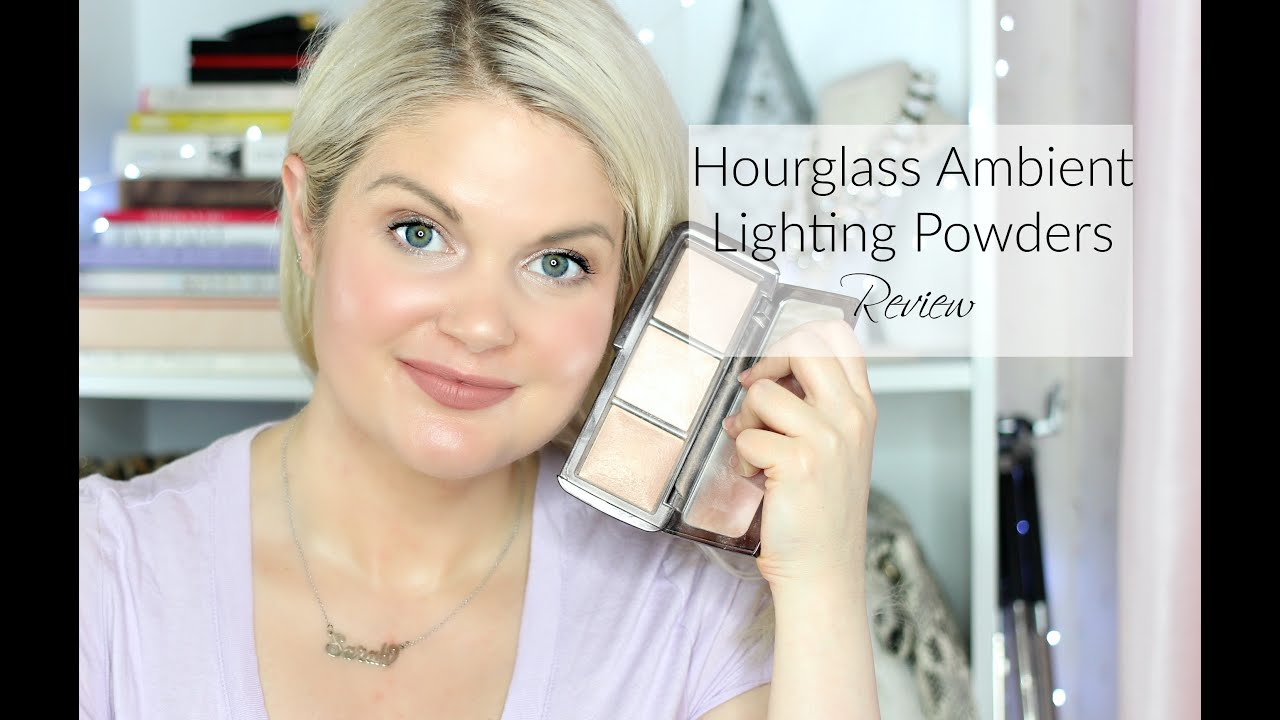 Lovely Hourglass Ambient Lighting Powders Review U0026 Face Swatches Nice Ideas