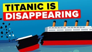 Scientists Reveal Why Titanic Will Disappear in 2030