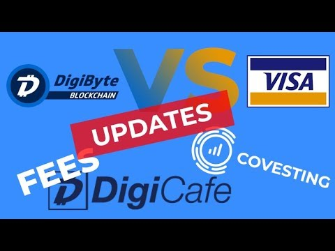 DigiByte (DGB) - VS VISA - New Exchange Listing - Will the prices soar?