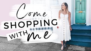 COME SHOPPING WITH ME!   Hello October