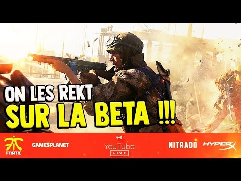 ON VA FAIRE MASSE KILLS SUR LA BETA DE BATTLEFIELD 5 thumbnail