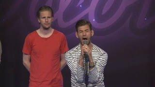 Här sjunger Pär Lernström på slutaudition - Idol Sverige (TV4)