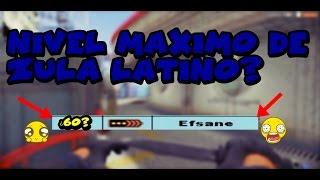 CUAL ES EL NIVEL MAXIMO DE ZULA?