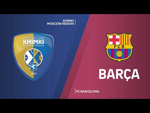 Khimki Moscow Region - FC Barcelona Highlights | Turkish Airlines EuroLeague, RS Round 19