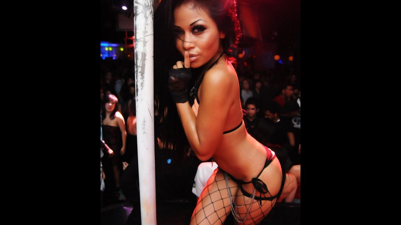 Black Female Strippers Dancing
