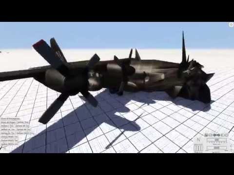 BeamNG.drive - HCube vs TITAN from GTA 5