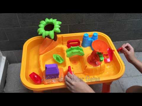 Classic Water & Sand Play Table
