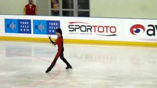 2011 Ivan Bariev Winter Universiade SP - MJ medley