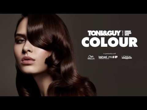 TONI&GUY Colour Menu thumbnail