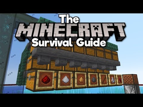 completing-the-witch-farm!-▫-the-minecraft-survival-guide-(tutorial-lets-play)-[part-180]