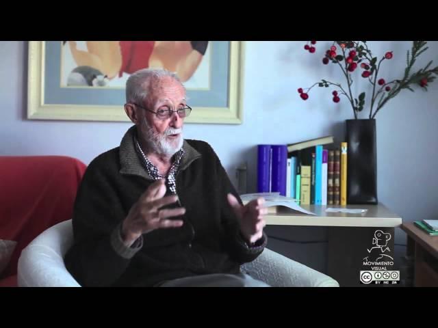 Educados para no pensar, José Luis Sampedro 2011