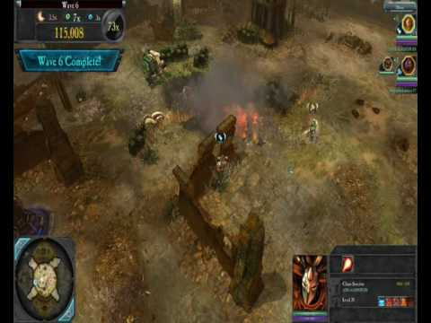 Dawn of war 2 Last stand, best wargear (chaos) |