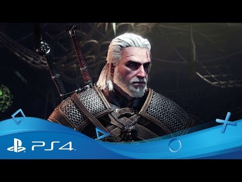 Monster Hunter: World - Trailer collaboration The Witcher 3 | Début 2019 | PS4 thumbnail