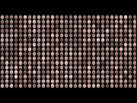 Many simple faces