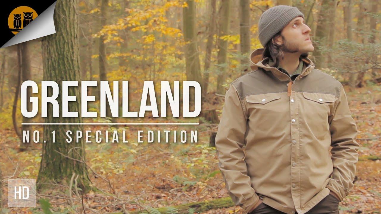 fjallraven greenland jacket special edition no 1 field. Black Bedroom Furniture Sets. Home Design Ideas