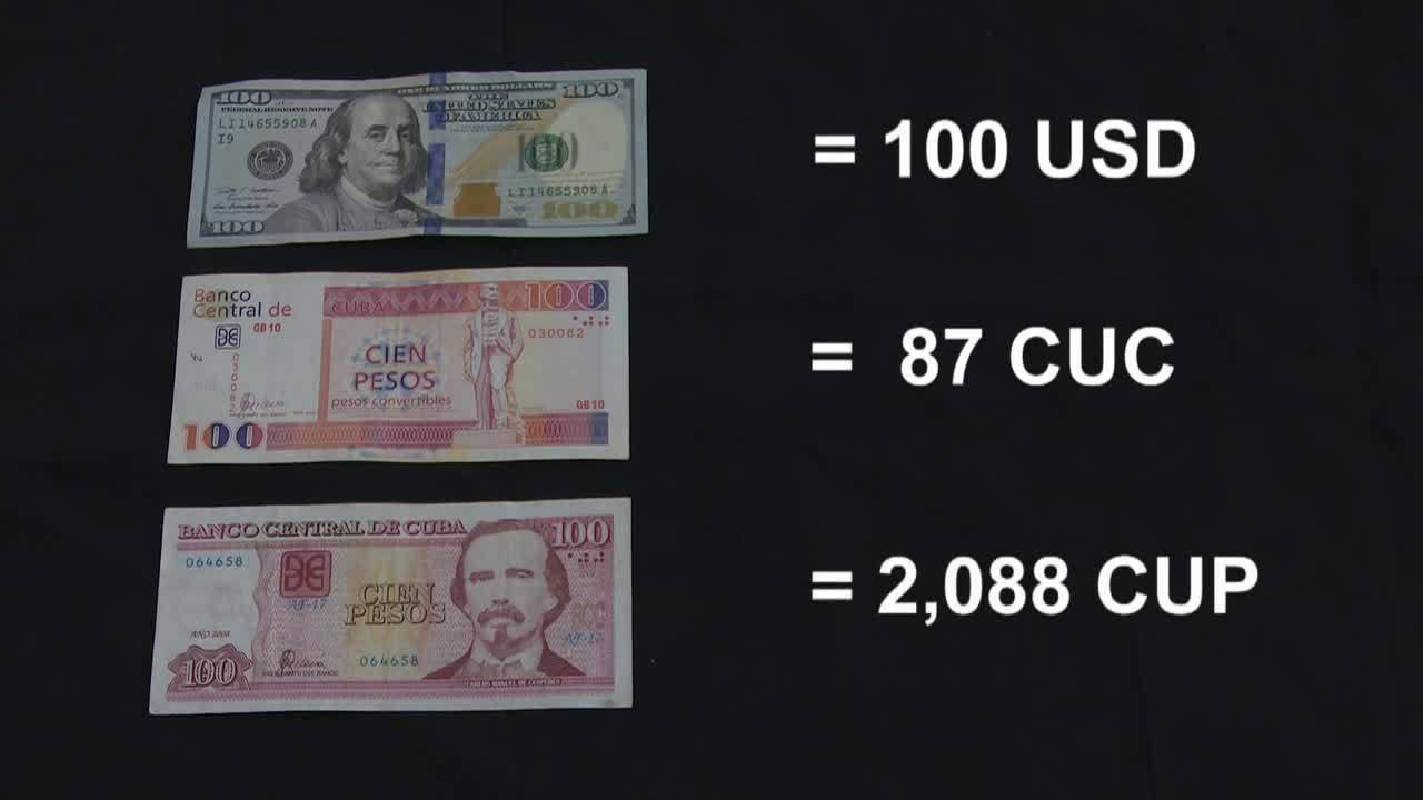 What You Need To Know About Cuba S 2 Currencies