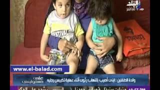 بالفيديو.. أحمد موسى: وزيرة التضامن تعالج طفلين يعانيان من التهاب رئوي