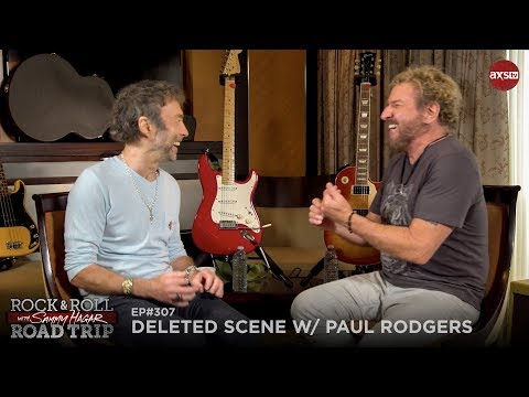 Rock & Roll Road Trip Episode 307 Deleted Scenes w/ Paul Rodgers