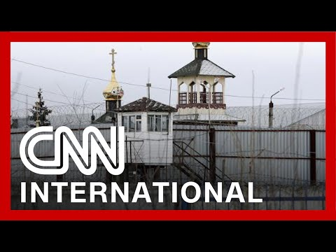 This is the prison camp where Navalny is being held