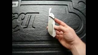 фрикционный складной нож NoodLe xl