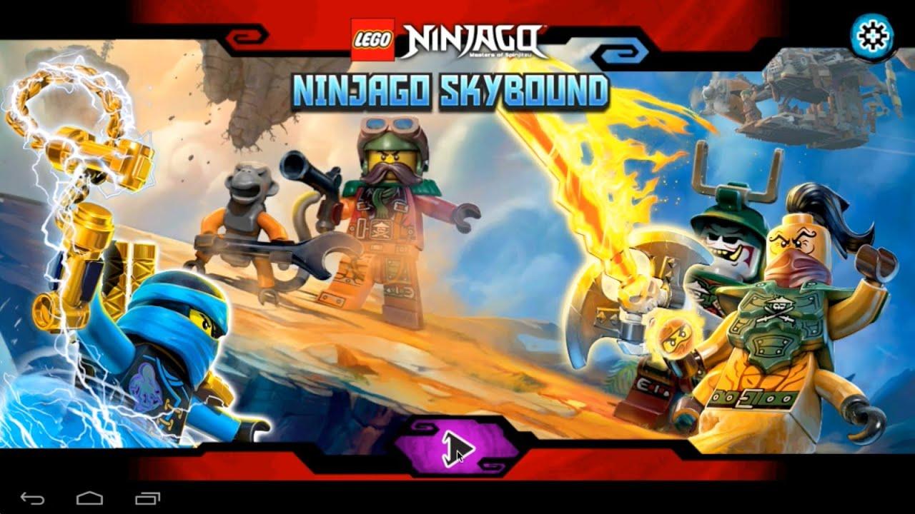 Jogo LEGO Ninjago Skybound Para Android Iphones E