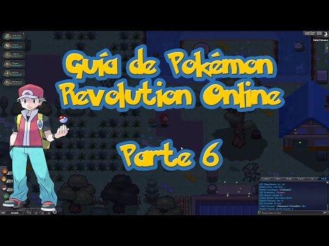 Guía de Pokémon Revolution Online - Parte 6 / Torre Pokémon / Zona safari / MO Surf