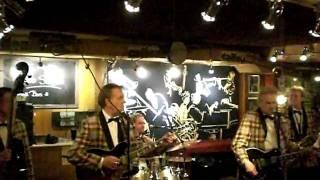 Little Egypt - Franny and the Fireballs LIVE im Cotton Club - Hamburg im Juni 2010
