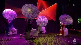 Chinese traditional dance show / Čínský tradiční tanec