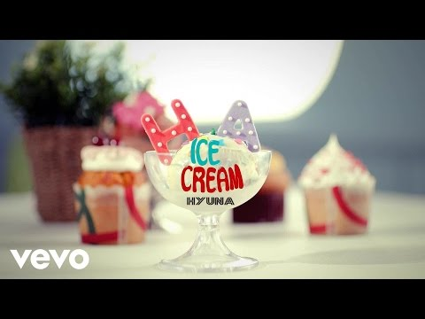 HyunA - Ice Cream