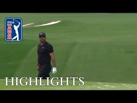 Jason Day Round 3 highlights from Wells Fargo