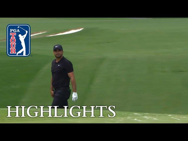 Jason Day Highlights | Round 3 | Wells Fargo