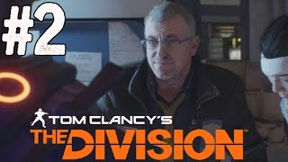 The Division Gameplay Walkthrough Part 2 - Security Wing No Commentary FULL GAME