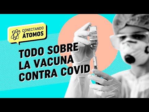 Conectando Átomos Ep.1 Todo sobre la vacuna contra COVID