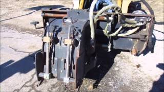 Bobcat 14 Planer For Sale | Sold At Auction February 12, 2015