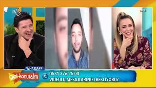 Özgürce Geziyorum YouTube olarak TV8 canlı yayın Gel Konuşalım TV programına çıktık !