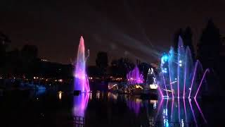 Calvin's Impromptu Disneyland Adventures 4/29/2018