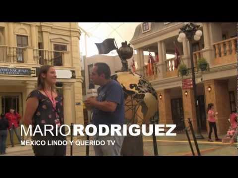Mexico Lindo y Querido Tv. Kidzania Cuicuilco Travel Video