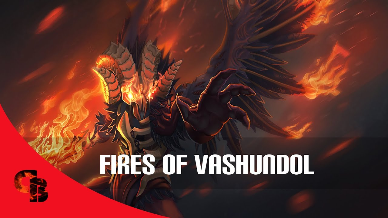 dota 2 store doom fires of vashundol youtube
