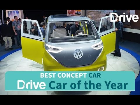2017 Best Concept Car | Drive Car of the Year