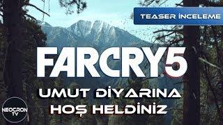 Far Cry 5: Teaser Türkçe İnceleme