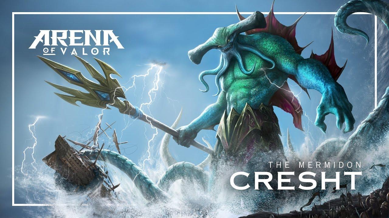 Arena of Valor Cresht Guide [Hero Review]