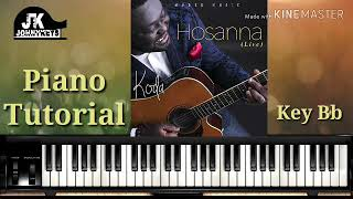In this lesson, i breakdown the intro, verse and chorus of song....easy piano lesson!!!