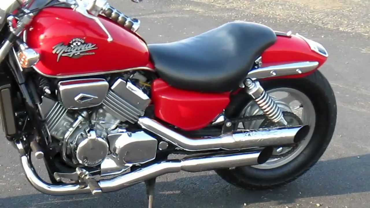 VF750C Magna Highly Modified