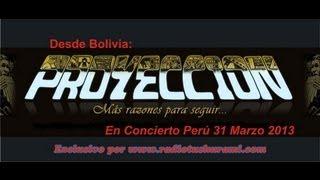 PROYECCION En vivo Peru Marzo 2013 By radiotushurami