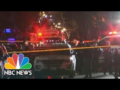 Walmart Shootout Leaves Two Officers Injured In Arkansas | NBC Nightly News