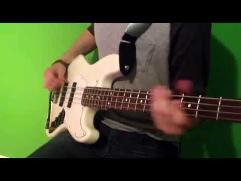 Fall Out Boy Snitches and Talkers Get Stitches and Walkers (Bonus Track) Bass Cover