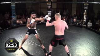 Combat Challenge 15 (Bradford) Kyle Mitchell vs Peter Mirga