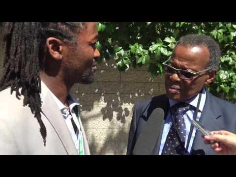 Africa Melane Chats to Mangosuthu Buthelezi at SONA 2016