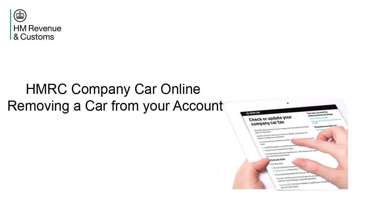 Company Cars Online Removing A Car